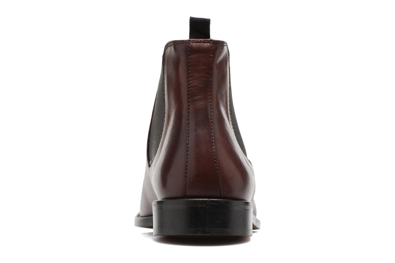 Boots en enkellaarsjes Marvin&Co Rothwell Bordeaux rechts