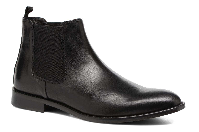 Bottines et boots Marvin&Co Rothwell Noir vue détail/paire