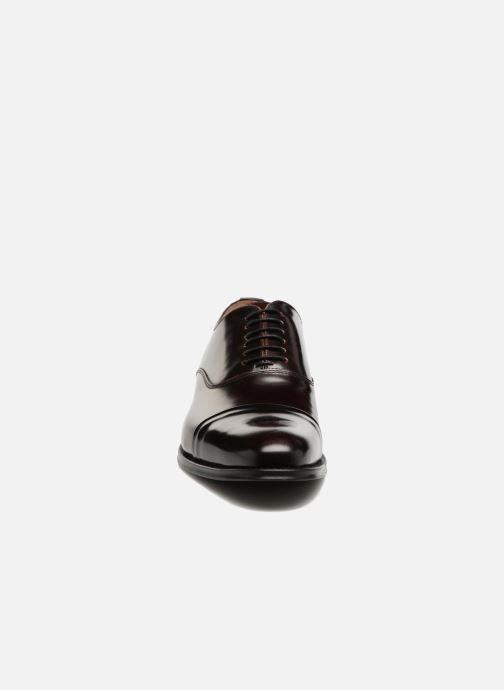 Chaussures à lacets Marvin&Co Retford Bordeaux vue portées chaussures