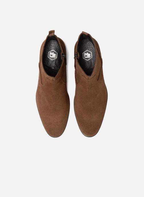 Bottines et boots Mr SARENZA Randy Beige vue portées chaussures