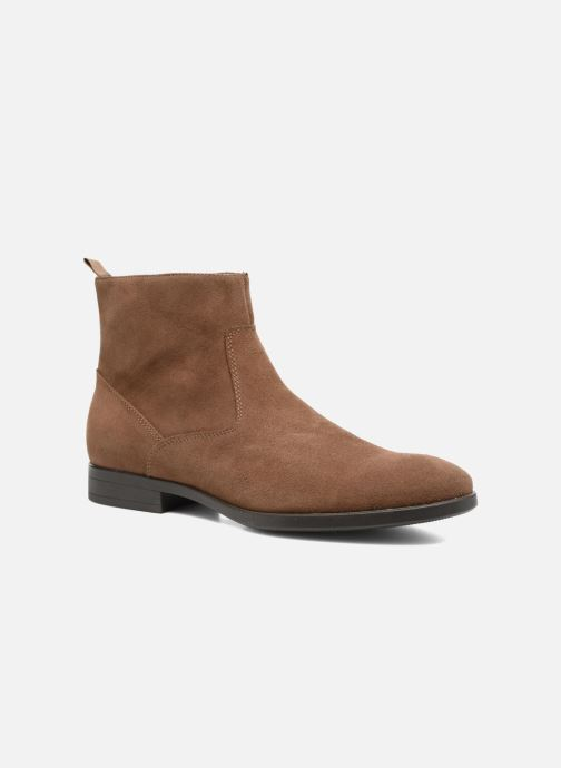 Bottines et boots Mr SARENZA Randy Beige vue droite