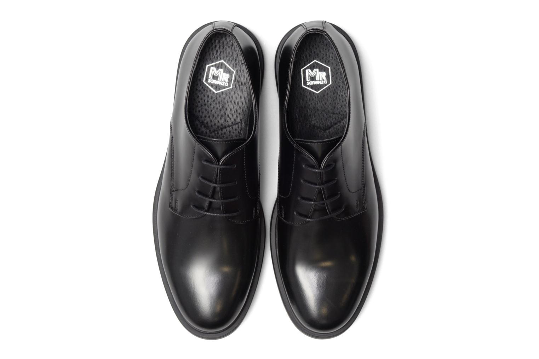 Zapatos con cordones Mr SARENZA Rebelar Negro vista 3/4