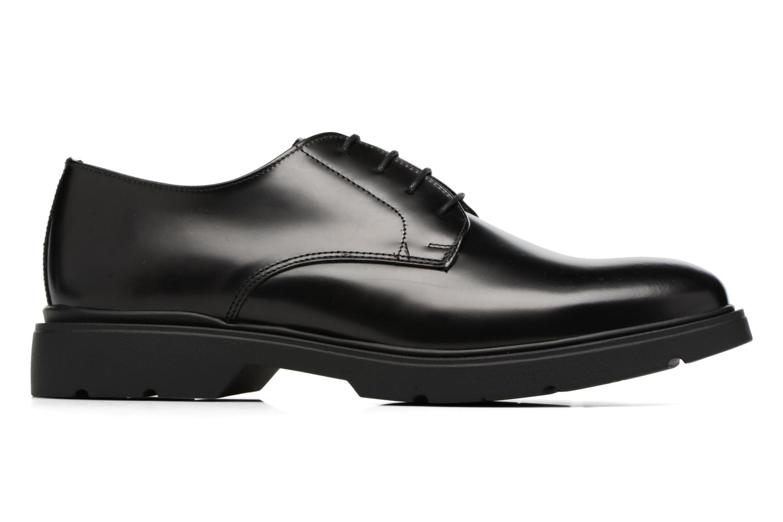 Zapatos con cordones Mr SARENZA Rebelar Negro vista de detalle / par