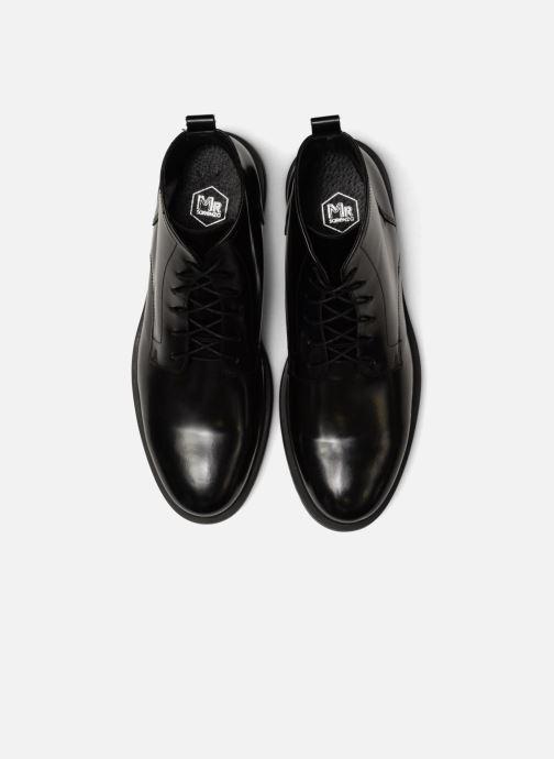 Sarenza Et Abrasivato Nero Mr Boots Rocketole Bottines ordCxWQBe