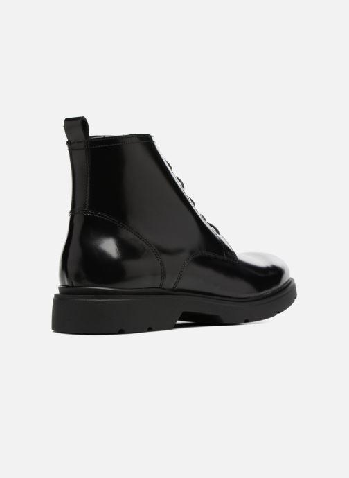 Bottines et boots Mr SARENZA Rocketole Noir vue face