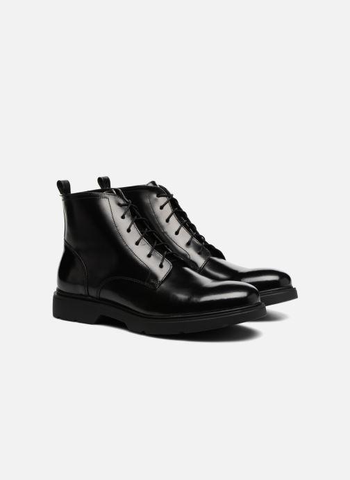 Bottines et boots Mr SARENZA Rocketole Noir vue derrière