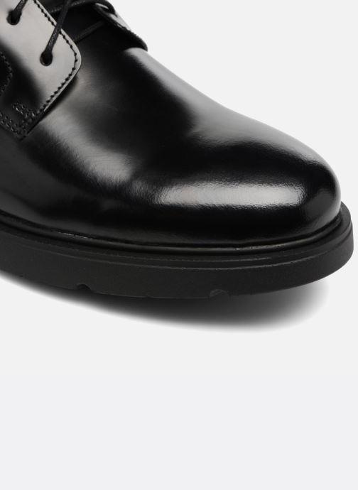 Bottines et boots Mr SARENZA Rocketole Noir vue gauche