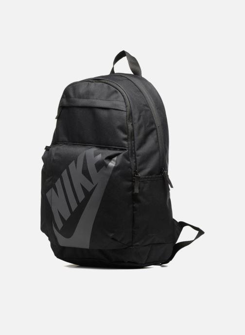 Sacs à dos Nike Nike Elemental Backpack Noir vue portées chaussures