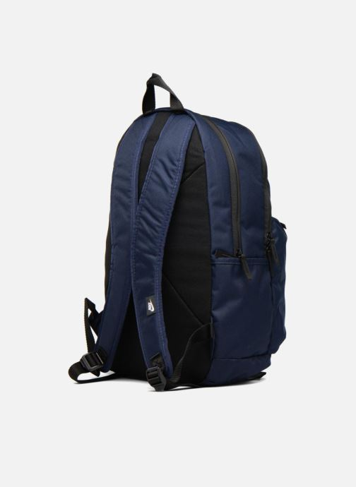 Mochilas Nike Nike Elemental Backpack Azul vista lateral derecha