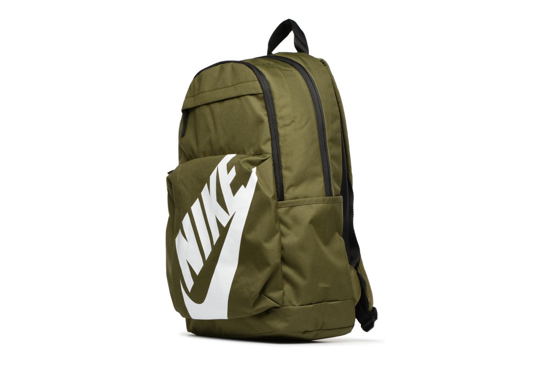 Backpack Nike OLIVE Elemental CANVAS BLACK WHITE Nike qEw7EB