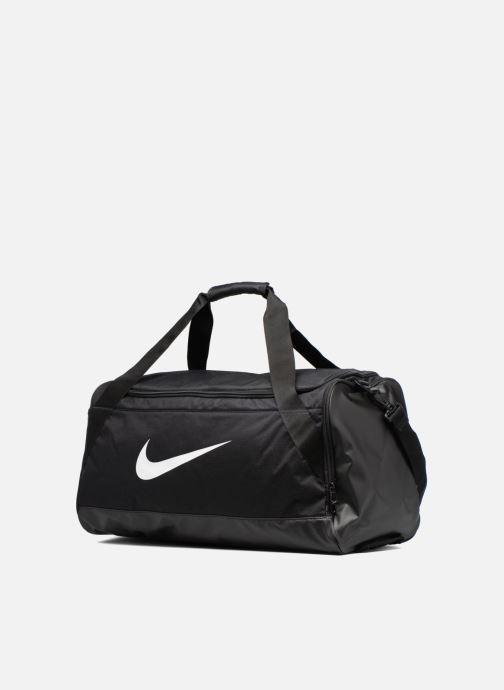 Sporttaschen Nike Nike Brasilia Training Duffel Bag M schwarz schuhe getragen