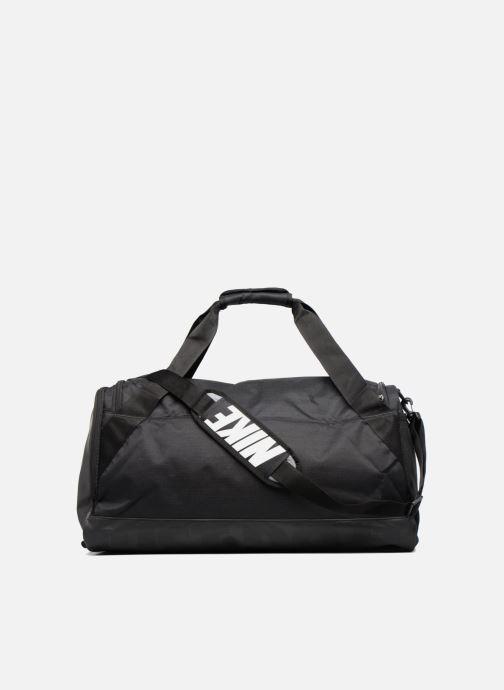 Sporttassen Nike Nike Brasilia Training Duffel Bag M Zwart voorkant