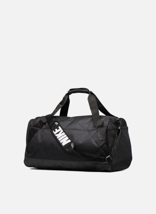 Sporttaschen Nike Nike Brasilia Training Duffel Bag M schwarz ansicht von rechts