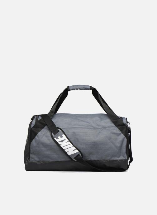 Sporttassen Nike Nike Brasilia Training Duffel Bag M Grijs voorkant