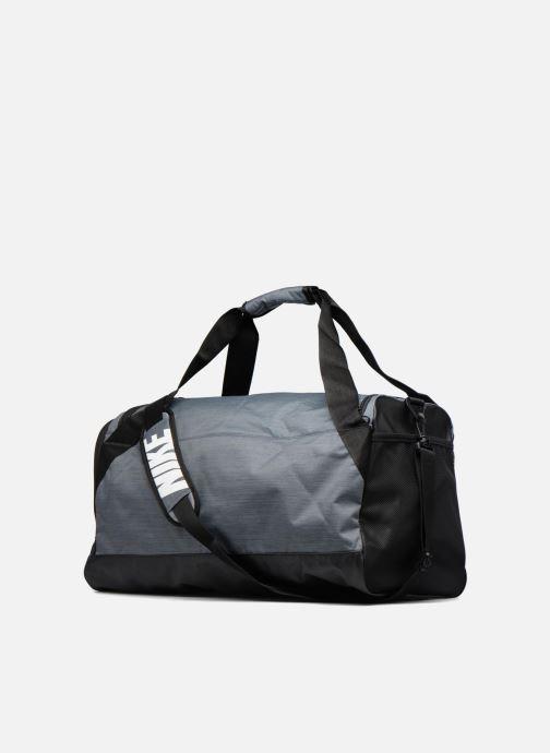 Sacs de sport Nike Nike Brasilia Training Duffel Bag M Gris vue droite