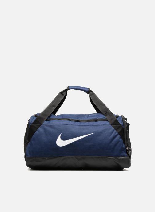 Bolsas de deporte Nike Nike Brasilia Training Duffel Bag M Azul vista de  detalle   par da55633bc9032
