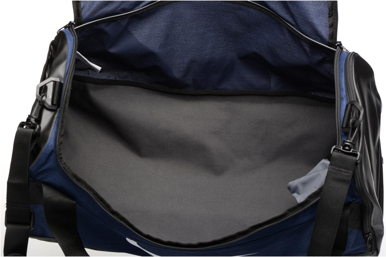 Sacs de sport Nike Nike Brasilia Training Duffel Bag M Bleu vue derrière