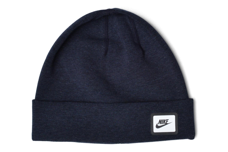 Muts Nike Nike Beanie tech Blauw detail