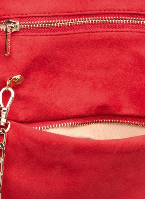 Handbags Menbur Crossbody suède Beige back view