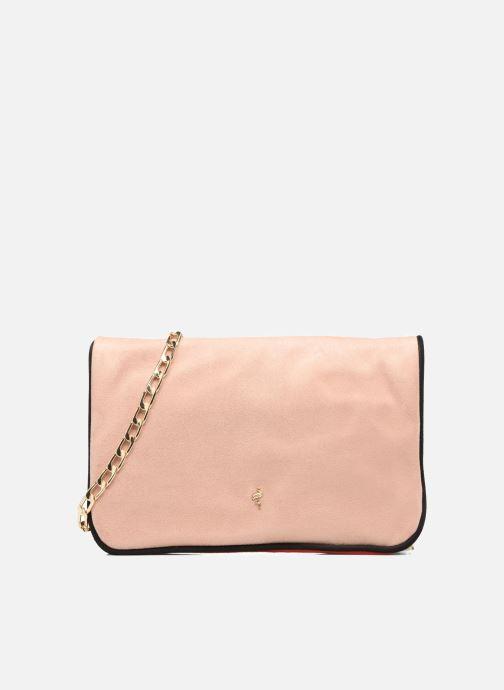 Handbags Menbur Crossbody suède Beige detailed view/ Pair view