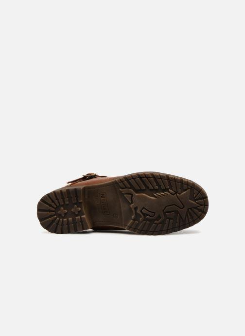 Stivaletti e tronchetti Mustang shoes Valedi Marrone immagine dall'alto
