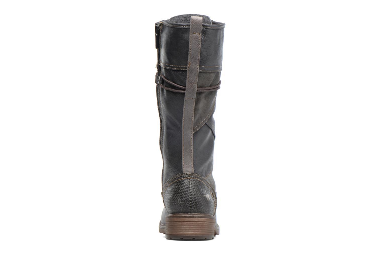 Bottines et boots Mustang shoes Plipse Gris vue droite