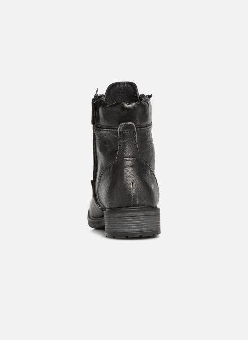 Boots en enkellaarsjes Mustang shoes Madaner Grijs rechts