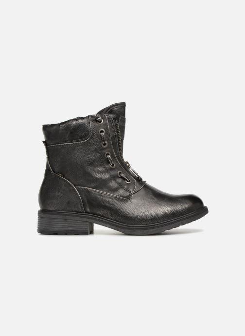 Boots en enkellaarsjes Mustang shoes Madaner Grijs achterkant