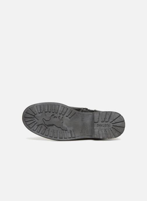 Boots en enkellaarsjes Mustang shoes Madaner Grijs boven