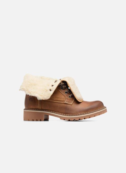 Bottines et boots Mustang shoes Guibaj Marron vue derrière
