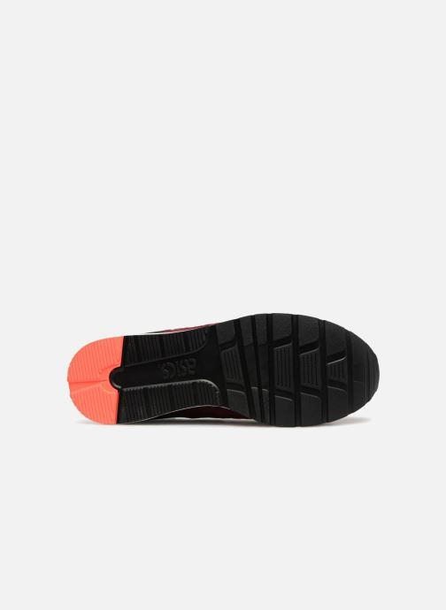 Sneakers Asics Gel-Lyte Bordò immagine dall'alto