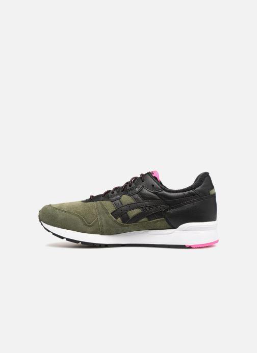 Sneakers Asics Gel-Lyte Groen voorkant