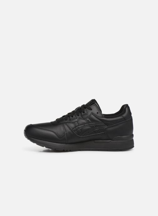 Trainers Asics Gel-Lyte Black front view