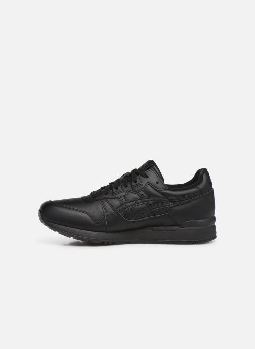 Sneakers Asics Gel-Lyte Zwart voorkant