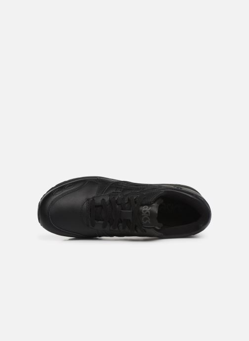 Trainers Asics Gel-Lyte Black view from the left