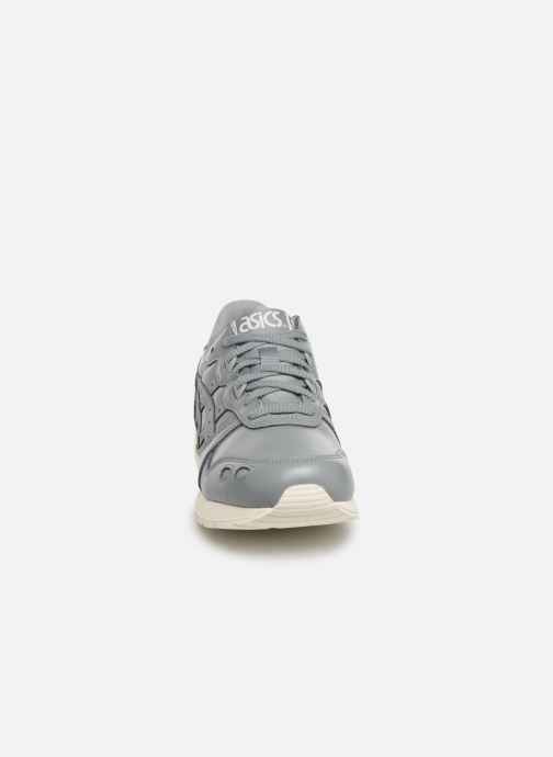 Sneaker Asics Gel-Lyte grau schuhe getragen