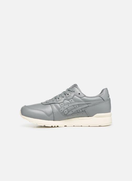 Sneaker Asics Gel-Lyte grau ansicht von vorne