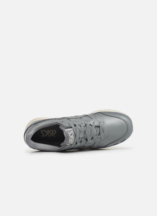Sneaker Asics Gel-Lyte grau ansicht von links
