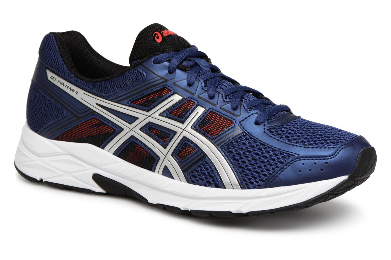 Asics Gel Contend 4 Bleu Chaussures de sport chez chez chez Sarenza 330113 28053a