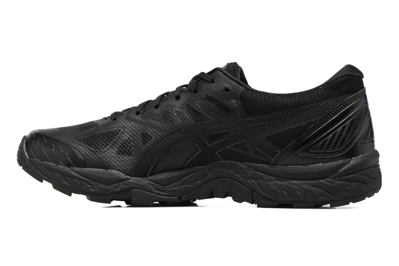 Chaussures de sport Asics Gel-Fujitrabuco 6 Noir vue face