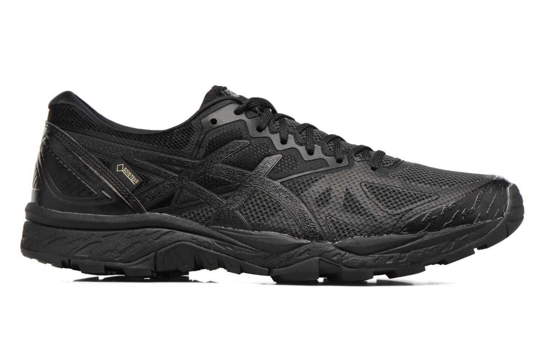 Chaussures de sport Asics Gel-Fujitrabuco 6 Noir vue derrière