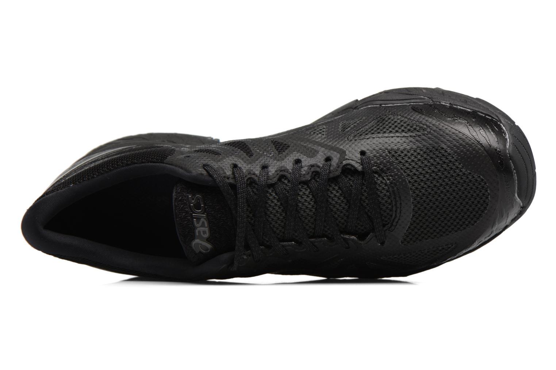 Chaussures de sport Asics Gel-Fujitrabuco 6 Noir vue gauche