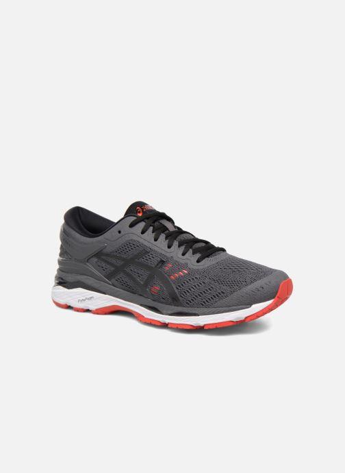 cheap for discount 02163 e2fb8 Chaussures de sport Asics Gel-Kayano 24 Gris vue détail paire