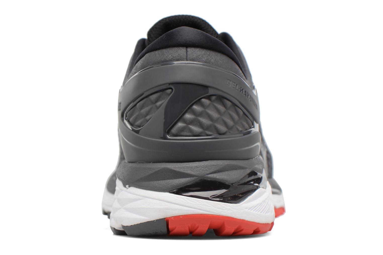 Chaussures de sport Asics Gel-Kayano 24 Gris vue droite