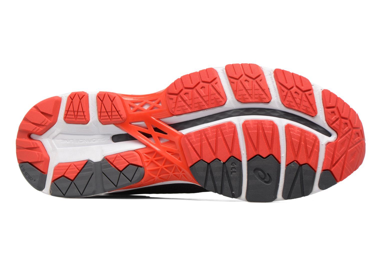 Chaussures de sport Asics Gel-Kayano 24 Gris vue haut