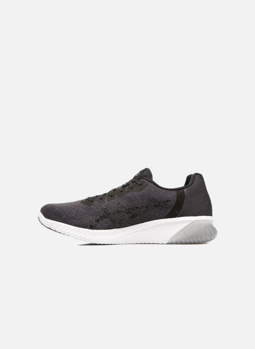 Sport shoes Asics Gel-Kenun Black front view