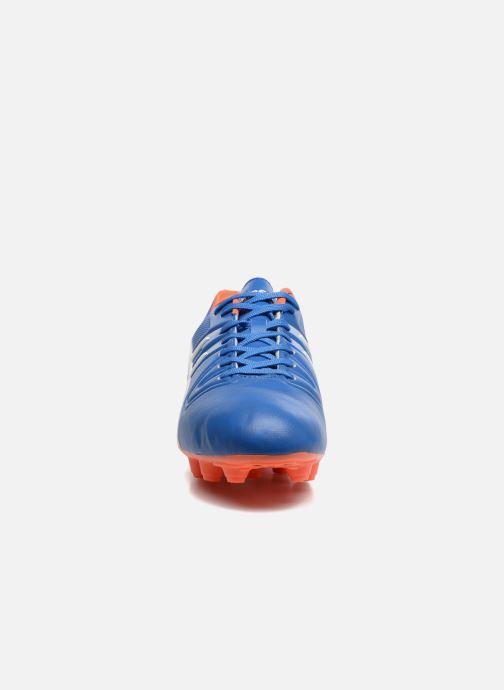 Chaussures de sport Asics Match Cs Orange vue portées chaussures