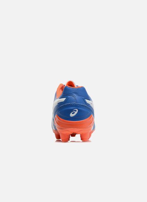 Chaussures de sport Asics Match Cs Orange vue droite