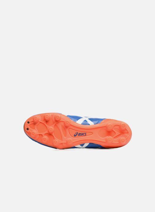 Chaussures de sport Asics Match Cs Orange vue haut