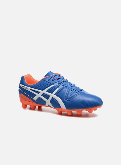 Chaussures de sport Asics Match Cs Orange vue détail/paire